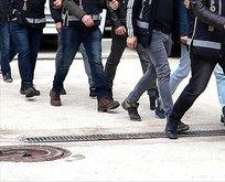 96 FETÖ'cü tutuklandı!