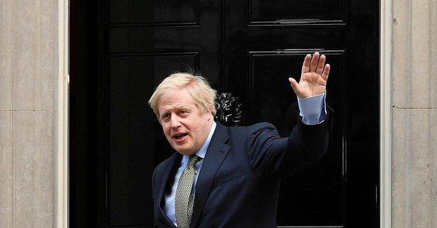 Johnson görevine döndü