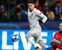 Cengiz Ünder'in golü Roma'ya yetmedi!