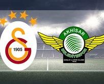 Galatasaray-Akhisarspor maçı hangi kanalda?