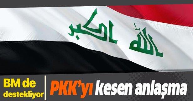 Irak'ta PKK'yı bitirecek anlaşma