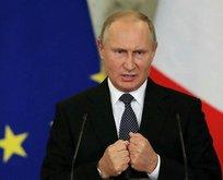 Putinden Avrupaya füze mesajı