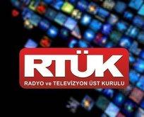 RTÜK'ten o yayın kuruluşlarına ceza
