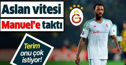 Galatasaray, eski Beşiktaşlı Manuel Fernandes için girişimde bulundu