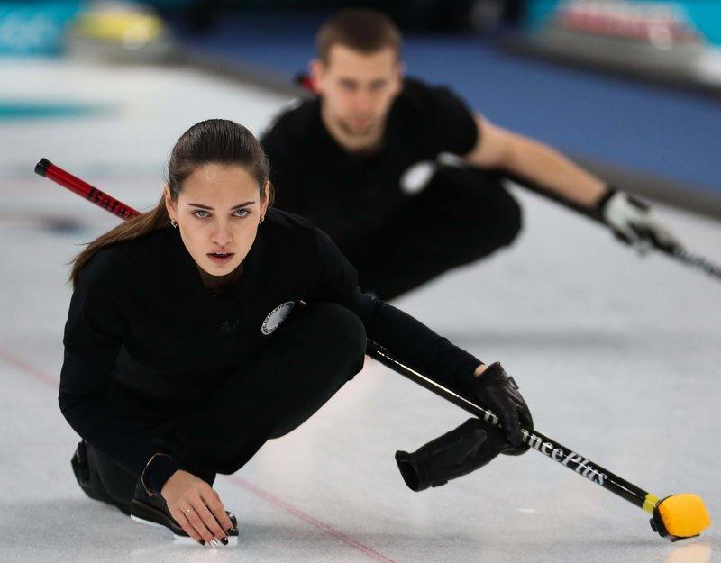 Rus sporcu Anastasia Bryzgalova güzelliği ile büyüledi