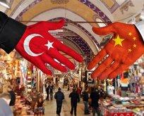 Dünyada bir ilk! Çin, Türkiye ile başlıyor...