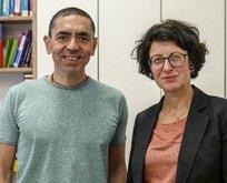 Prof. Dr. Şahin ve Türeci'ye büyük onur