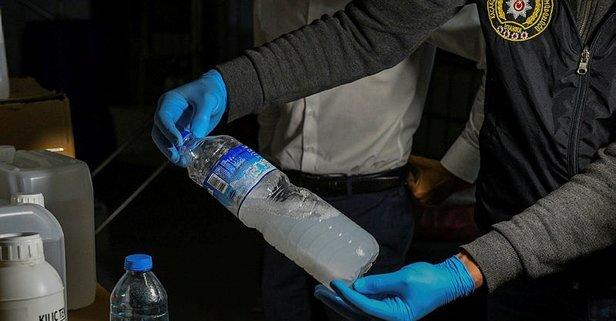 Metil alkol zehirlenmesi sonucu ölenlerin sayısı korkutucu sayıya ulaştı