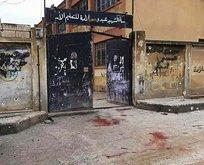 Esad rejimi İdlib'de okula saldırdı!