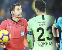 Fenerbahçe maçının olay hakemi Halil Umut Meler hangi takımlı?