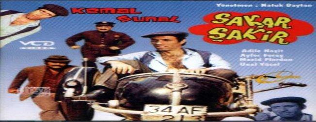 Kemal Sunal'ın Film Afişleri
