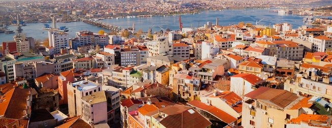 İşte İstanbul'un ilçe ilçe satılık ve kiralık ev fiyatları!
