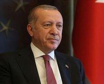 Başkan Erdoğan'dan Anneler günü mesajı