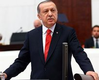 Başkan Erdoğan'dan Meclis mesajı