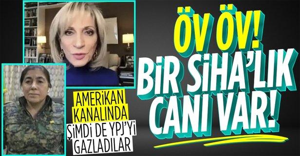 Amerikan kanalında skandal terör propagandası