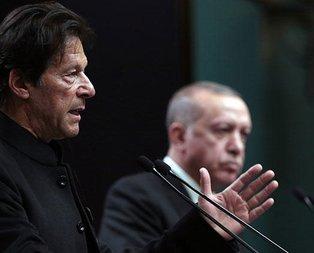 Başkan Erdoğan'a övgü dolu sözler