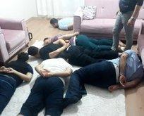 Adana'da FETÖ operasyonu: 6 gözaltı