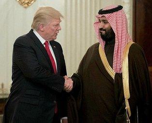 Trump: Prens Selman bilgi sahibi olabilir