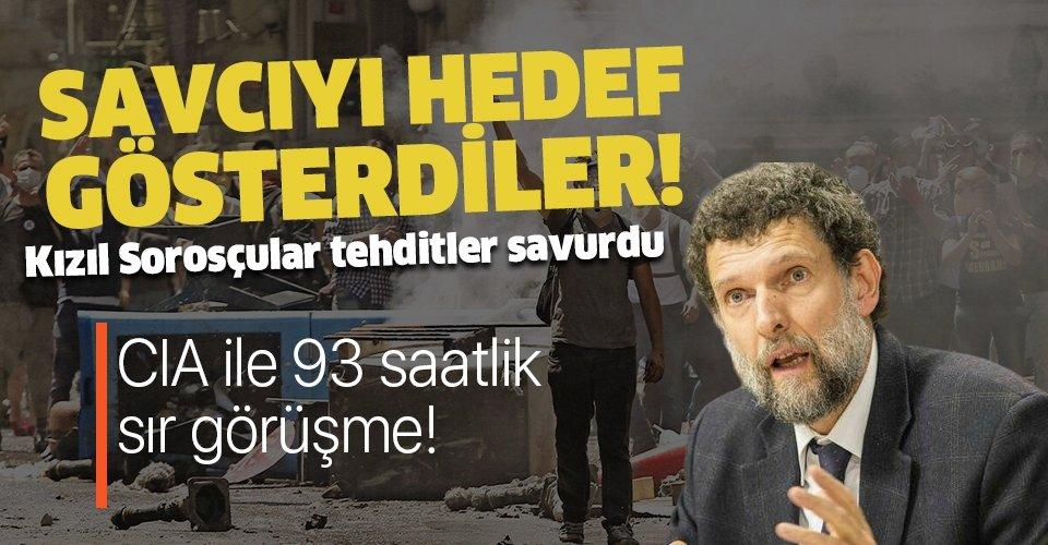 Osman Kavala'nın yeniden tutuklanması yandaşlarını çıldırttı! Başsavcı İrfan Fidan'ı hedef gösterdiler!