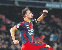 Trabzon'un gözü Da Silva'da