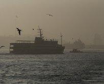 İstanbul'da yoğun sis! Geçişler çift yönlü kapatıldı