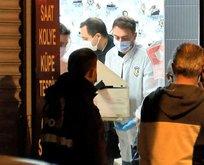 İstanbul'da kafede dehşet! Kurşun yağdırdılar