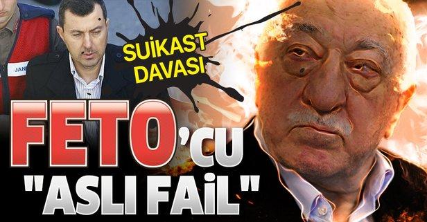 Başkan Erdoğan'a suikast davası