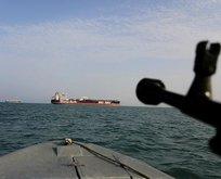 Körfez'de gerilim zirve yaptı! İran görüntüleri yayınladı