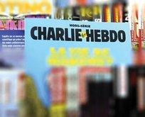 Fransız Charlie Hebdo'nun alçak saldırısına çok sert tepki