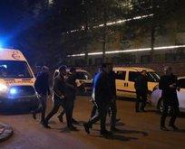 Sivil polise silahlı saldırı!