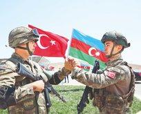 Türk askeri Azerbaycan yolunda