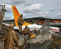 İşte kaza yapan uçağın pilotları