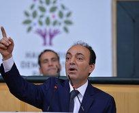 HDP'li Baydemir hakkında 6 yıl hapis istemi