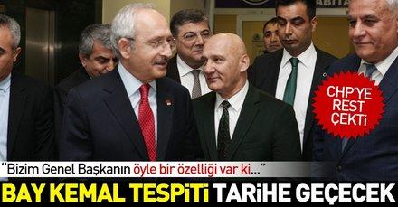 CHP'li Altınok Öz: Kılıçdaroğlu her çürük domatesi yardımcısı yapıyor