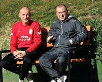 O efsane de Galatasaray'a döndü: Drogba ve Elmander...