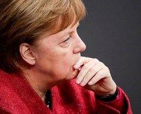 Merkel koronavirüsten dolayı çok mutsuz