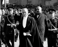 Atatürk resimleri! 10 Kasım'a özel Atatürk'ün bilinmeyen fotoğrafları