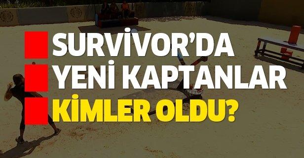 Survivor kaptanlık oyunu kim kazandı?