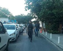 Kağıthane'de silahlı saldırı: Yaralılar var