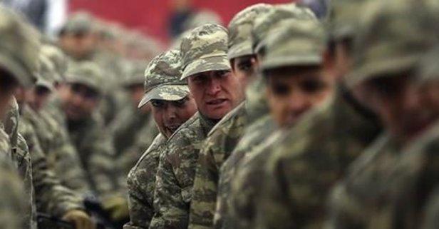Yeni askerlik yasası Resmi Gazete'de