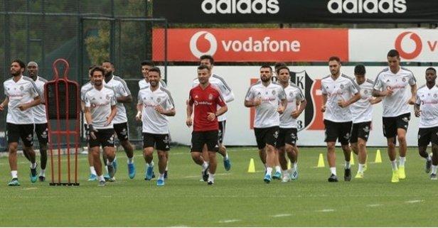 Beşiktaş'ın Gaziantep kadrosu belli oldu! 3 yıldız yok...