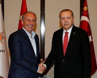 İnce ve Karamollaoğlundan Erdoğana tebrik telefonu