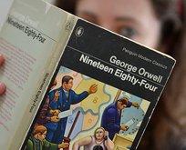 1984 romanı ABD'de zirveye çıktı