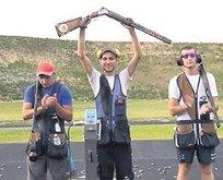 Atıcılıkta Murat İlbilgi altın madalya kazandı