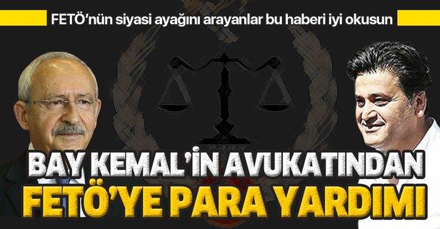 Kılıçdaroğlu'nun avukatından FETÖ'ye yardım!
