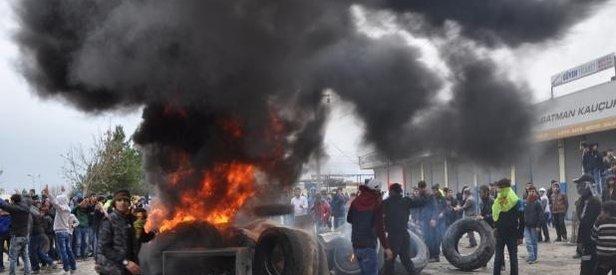 Nevruz bahanesiyle eylem planlayan hainler tutuklandı