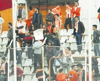 Adana'da olaylı maç Atiker Konya'nın!