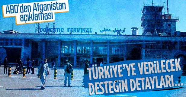 Pentagon'dan Afganistan açıklaması: Türkiye...