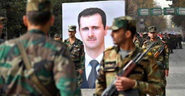 İdlib'e sızmaya çalışan Esad güçlerine ağır darbe!