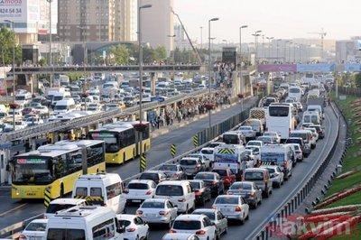 İl il kişi başına düşen otomobil sayısı
